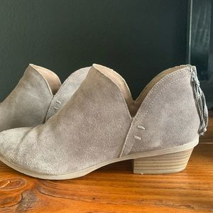 Kenneth Cole Reaction 👜 Leather Booties